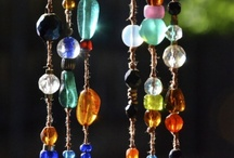 Beads / Ideas for the EYFS / Early Years / ECE / Preschool / Kindergarten classroom.