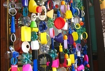 Bottle Tops & Recycled Plastic / Ideas for the EYFS / Early Years / ECE / Preschool / Kindergarten classroom.