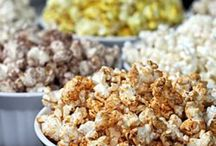 Popcorn for Family Night