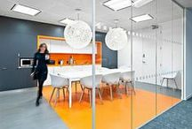 We like orange / Büros, Möbel, Mode und Designs in Orange / by creative360 //