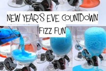New Year / Ideas for the EYFS / Early Years / ECE / Preschool / Kindergarten classroom.