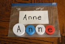 Name Writing & Recognition / Ideas for the EYFS / Early Years / ECE / Preschool / Kindergarten classroom.