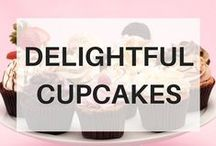Delightful Cupcakes / Made fresh each morning!