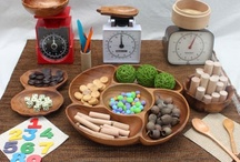 Maths - Shape, Space & Measure / Ideas for the EYFS / Early Years / ECE / Preschool / Kindergarten classroom.