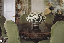 Beautiful Interiors ~ Dining Rooms / by Tammy Hilburn