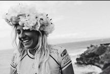 Roxy / For inspired girls who dream big and have fun in and out of the water. / by Quiksilver
