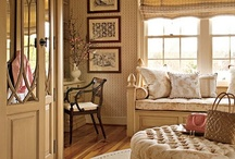 Beautiful Interiors ~ Closets & Dressing Rooms / by Tammy Hilburn