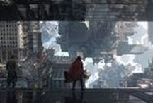 VFX Movie & Games Trailers / Latest movie & games trailers, full of VFX shots.