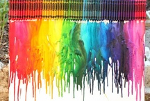 Crayons... / Ideas for the EYFS / Early Years / ECE / Preschool / Kindergarten classroom.