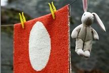 Pappelina vloerkleden ★ Pappelina rugs / Sfeerbeelden van de hippe Zweedse plastic kindervloerkleden van Pappelina