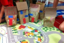 Geography / Ideas for the EYFS / Early Years / ECE / Preschool / Kindergarten classroom.