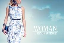 Colección mujer PV 2013 Roberto Verino / Los mejores looks femeninos para esta Primavera Verano 2013