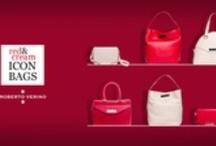Bolsos y complementos PV 2013 Roberto Verino / Bolsos, cinturones, gafas, pañuelos, corbatas...todo un mundo de accesorios a tu alcance.