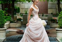 WEDDING GOWNS & OTHER IDEAS / by Judy Tulloh