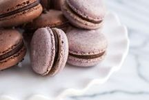 Les Macarons / by Julie Mezher
