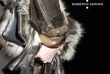 Bolsos y Complementos OI 2013-14 Roberto Verino / Colección de bolsos, zapatos y complementos para él y para ella.