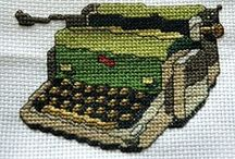 Embroidery / Cross Stitch / Plastic Canvas / by Kathy Rees