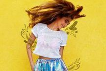 Energía Amarilla / El color amarillo es juventud y energía que está en constante movimiento. Absorbela, inspirate y ¡transformate con el color del sol!