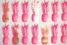 Pineapples / by skiourophile