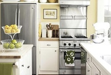 Home ~ Kitchen / by Claire Aubel