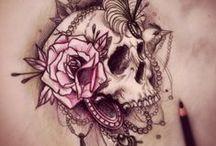 Skulls/ Dias De Los Muertos / by Jenn Baldillez