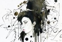 Music Illustration / by Danilo Matos
