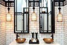 Spaces: Bathroom / by Rejoy Geehan