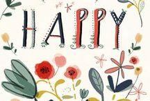 happy / by Daphne Dekker