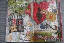 Art Journaling  / by Jessica Cane