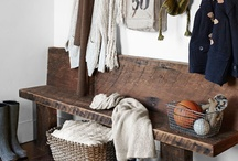 Home ~ Entryways / by Claire Aubel