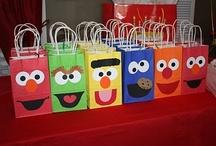 Little People Stuff - Sesame Street