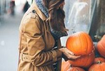 Fall for Autumn / all things Autumn, Halloween, Thanksgiving.  Crafts, home decorating ideas, food & drinks of the season, etc. If it screams basic autumn activities, I've got it here. / by Lindsay Aiello