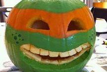 Pumpkin Trail & carving ideas