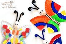 Spring Preschool & Other Class Ideas / by Stephanie Brady