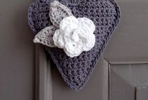 Heart / Pattern - Pics.... All about my love: crochet and heart shape