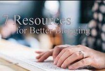 Blogging | WORK