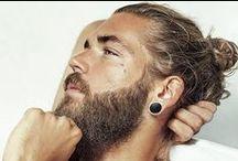 get a beard!
