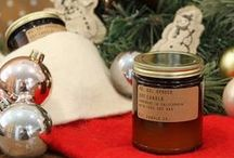 Spruce- Candle Of The Week / It's our favourite time of the year here at The Candle Library HQ...Christmas time!!!! We are eating far too much chocolate, listening to way too much Bublé and burning the most festive of candles – Spruce by P.F. Candle Co.