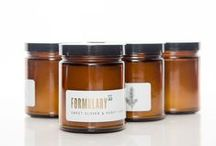 Formulary 55 - Shop at TheCandleLibrary.com / Formulary 55 was born in 2012. It started as a hand-made company and it's important that it remains a hand-made company as they grow.