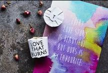 Love That Burns - Candle of The Week