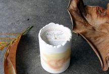 Orange Blossom - Candle of the Week / To welcome in Autumn, this week's Candle Of The Week is Orange Blossom by Hand In Hand.