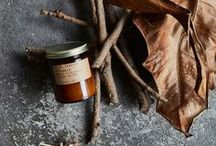 Campfire - Candle of the Week / This week's Candle of the Week is Campfire from P.F. Candle Co. A wintery scent that will warm your space - smoky and woodsy with a marshmallowy sweet note coming through on the burn.