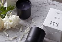 Agape - Candle of The Week / Agapé by Scent of Home Melbourne is a beautiful unisex fragrance with notes of oak and moss paired with a sophisticated rum undertone and a touch of patchouli and rich citruses that give a fresh finish to warm leather notes. It truly is the most moreish candle we have smelt! The fragrance was designed by Katherine Brown to remind her of long conversations with her father by the fire, a glass of wine in hand. This heart-warming scene is captured perfectly in this calming fragrance.