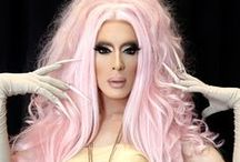 drag queens / 'if you don't love yourself how in the hell you gonna love somebody else' ~ Rupaul