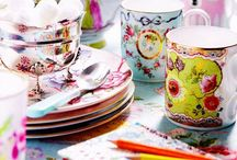 Tea Time / by Pam O'Connell
