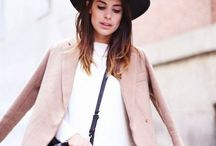 Fashion Inspiration / Fashion and style inspiration from my favorite bloggers and brands // classic // modern // minimalist // trendy