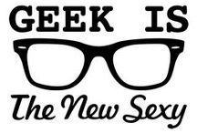 Geek love!!! / by Beckrii