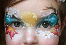 Kids make up