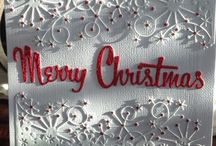 Cards-Christmas / by Rita Swanger