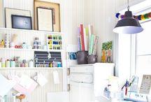 Kreativzimmer und Ateliers